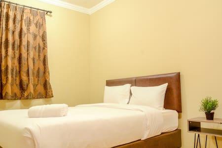 2BR Grand Palace Kemayoran Apartment with Sofa Bed
