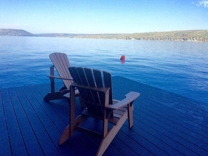 Keuka Lake Getaway