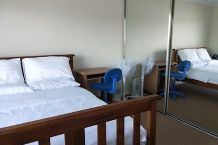 One affordable comfy bedroom in launceston