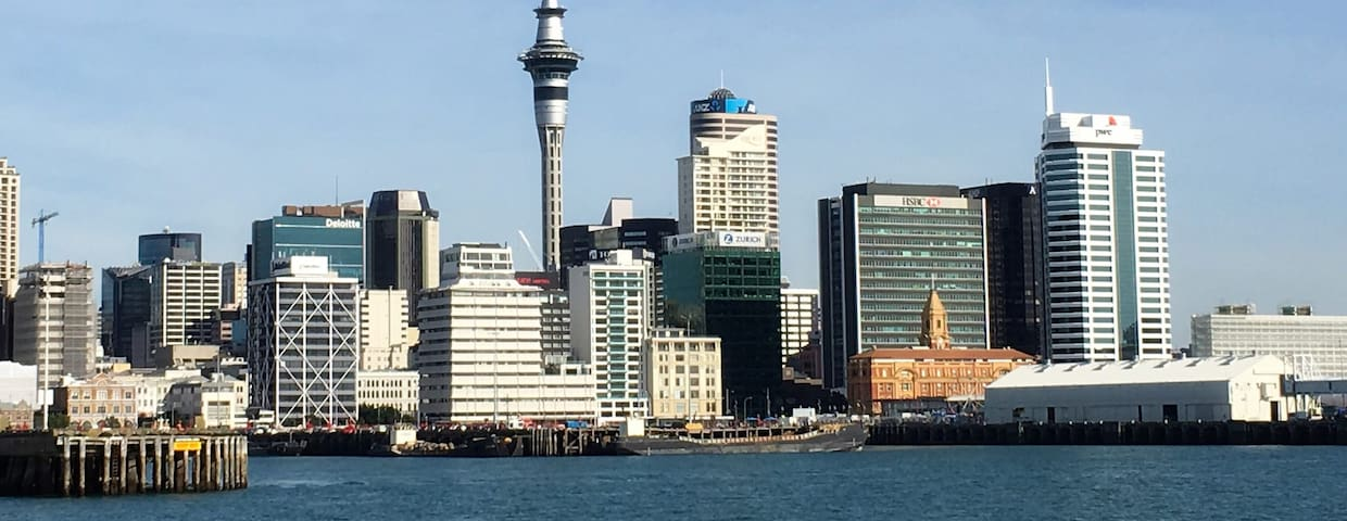 Vacation rentals in Auckland