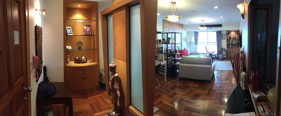 As central as it gets in Bangkok. - Bangkok  - Appartement