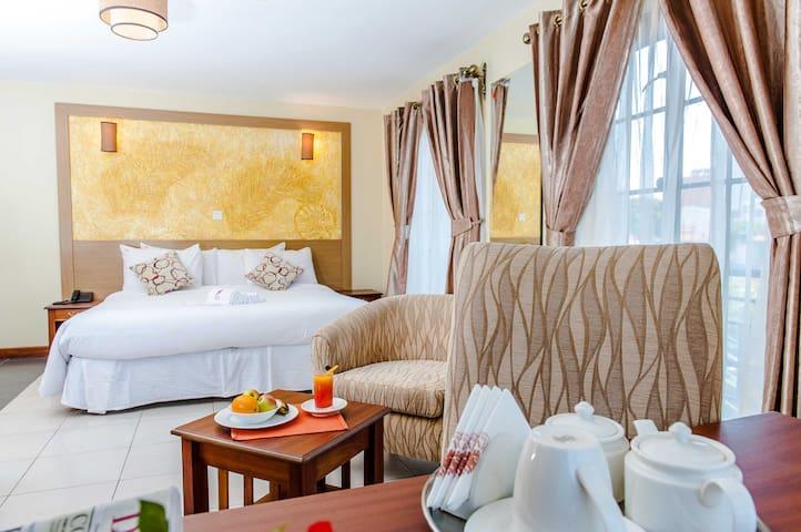 Mvuli Suites, Museum Hill - Nairobi - Bed & Breakfast