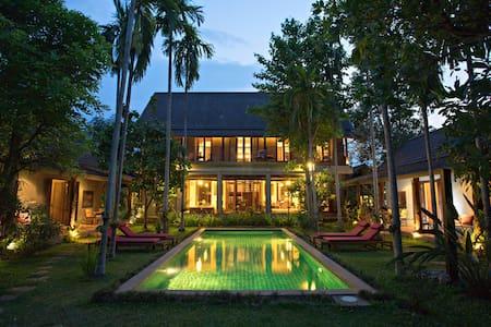 Paya Villa, Ping Riverfront Home - Hang Dong - Villa