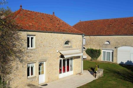 Au coeur de la Bourgogne Gîte très reposant - Tanay - Natur-Lodge