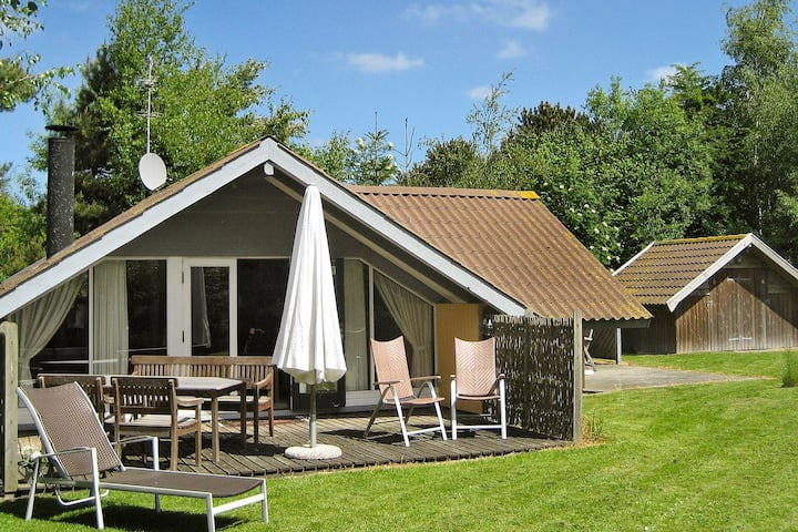 Comfortable Holiday Home in Rødby with Barbecue