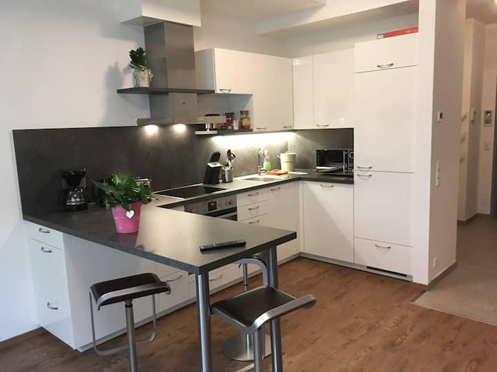 Modern apartment nearby Danube A, D, CZ (Apt.2)