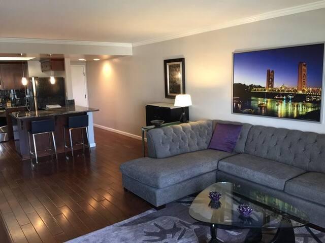 Luxury Executive Condo/Downtown Sacramento