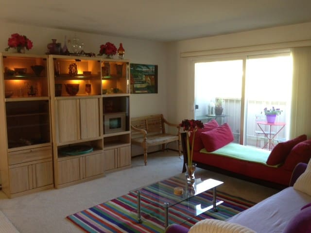2/2 tranquil Silicon Valley home