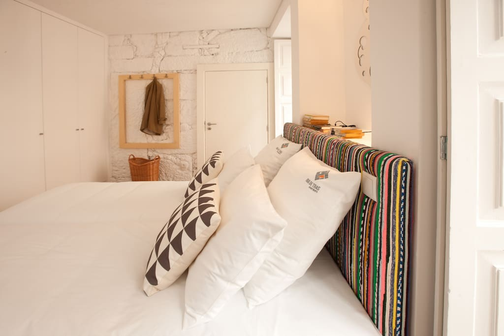 1 Room with 2 single beds