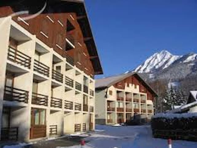 appartement cozy à 350m des pistes