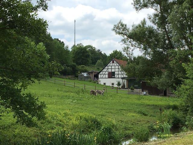 Gästehaus - Mellrichstadt