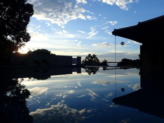 Villa Calao - Tropical luxury eco-friendly house