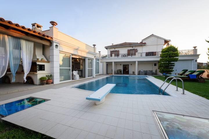 Villa Luxury Nikol