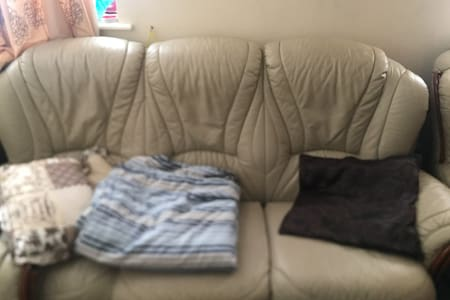 Double room with 2 large couches in Dublin 24 now - Tallaght - Apartament