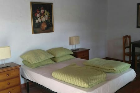 Behind cactus garden. Private room - Guatiza - 샬레(Chalet)