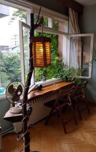 Vintage apartment near Kadikoy 50mt to sea
