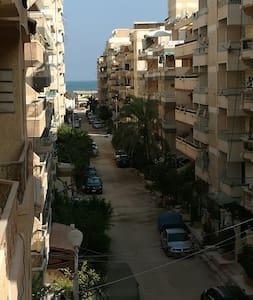 شقة فاخرة ايجار يومي شاطئ النخيل الكيلو 21 ش. 6/13 - Al Agamy Al Bahri