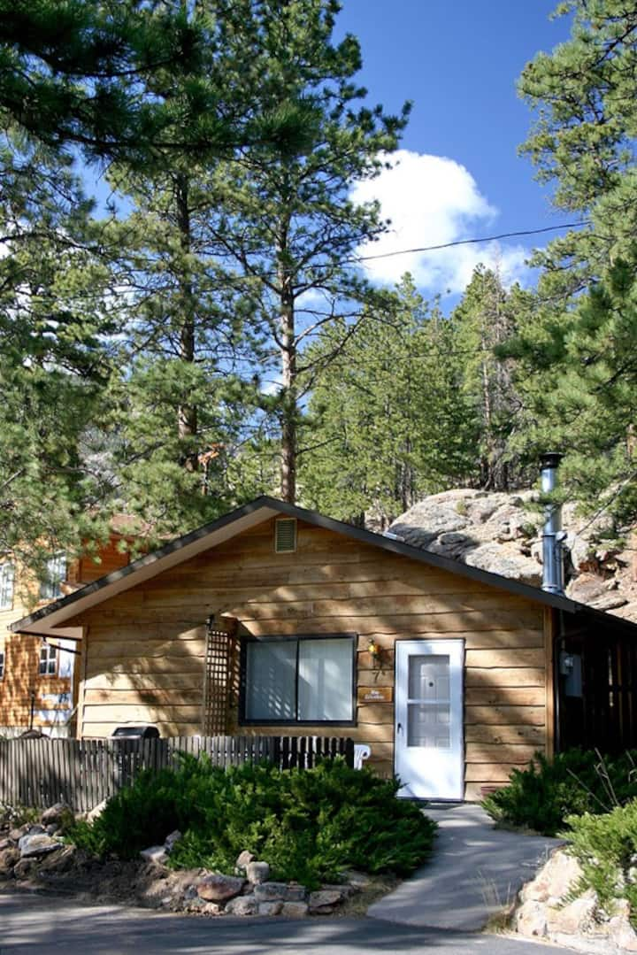 Perfect cabin for the whole family - including the dog