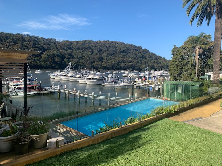 Self contained  apartment on the Hawkesbury river