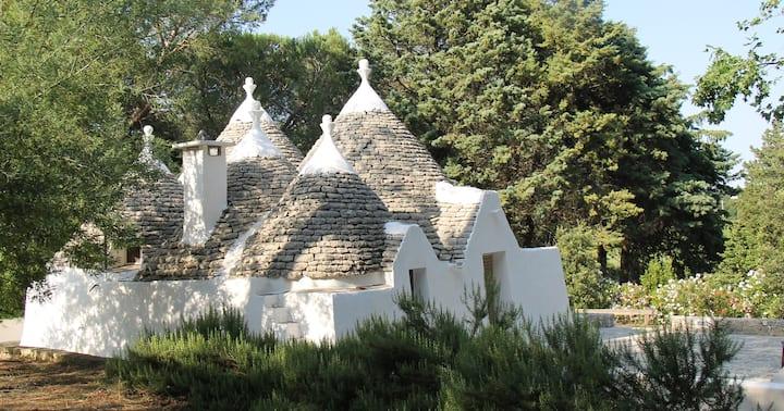 Trulli per Apulia lovers - famiglie e amici