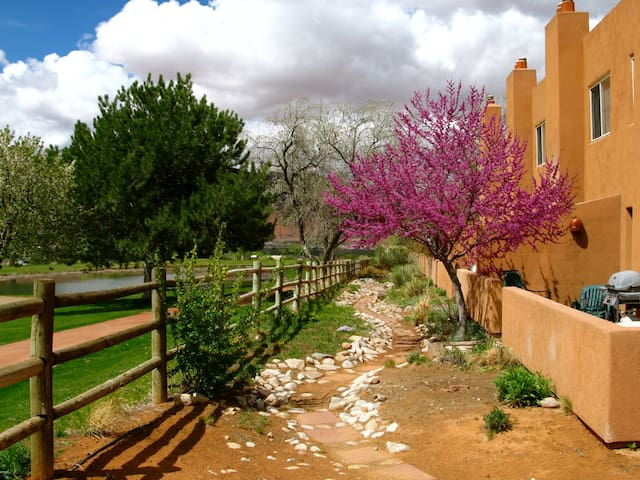 Solano 2BR beside the Moab Golf Course