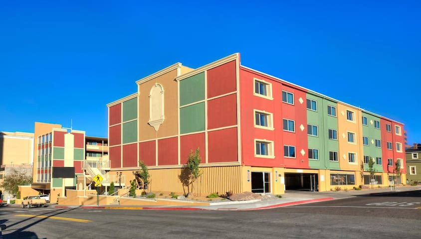 Legacy Vacation Club Reno Studio Suite, SUNDAY Check-In