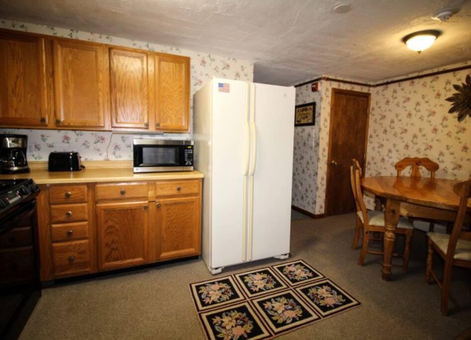 Nutmeg Suite Kitchen
