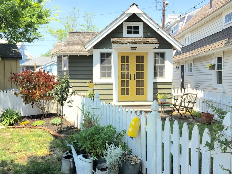 The little fisherman 39 s cottage cottages for rent in ocean city new jersey united states - The fishermans cottage ...