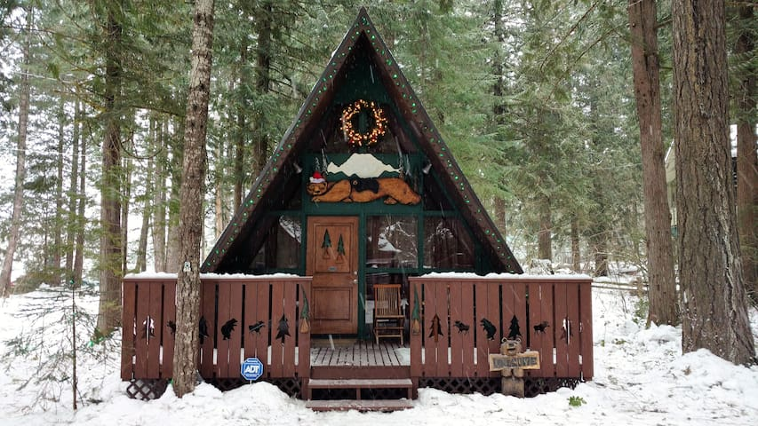 Coal Creek Cabin-wifi,  Mt Rainer/Cowlitz River