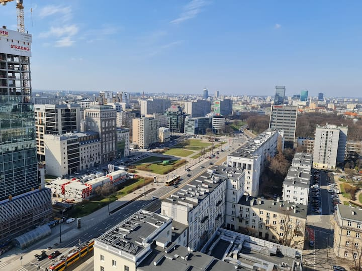 Syndykat Apartments - Swietokrzyska 35 #S1