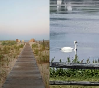 LAKEVIEW & private beach. - Point Pleasant Beach