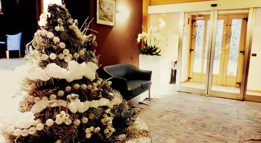 Residence Pizzo Scalino - Chiesa In Valmalenco - Apartmen