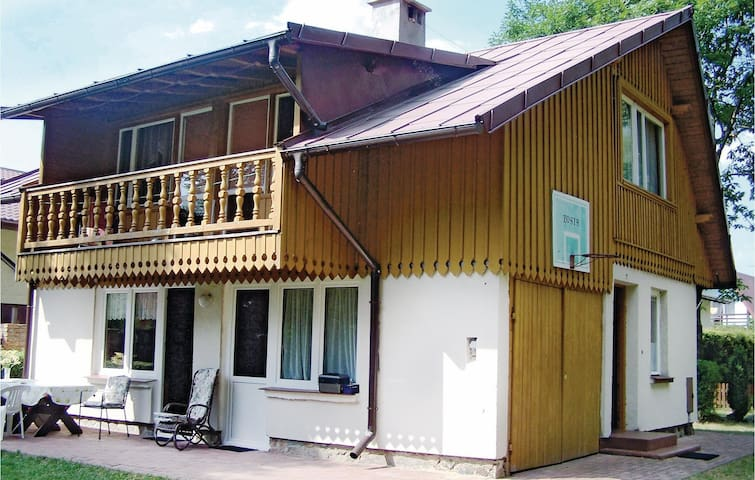Holiday cottage with 5 bedrooms on 145m² in Rowy
