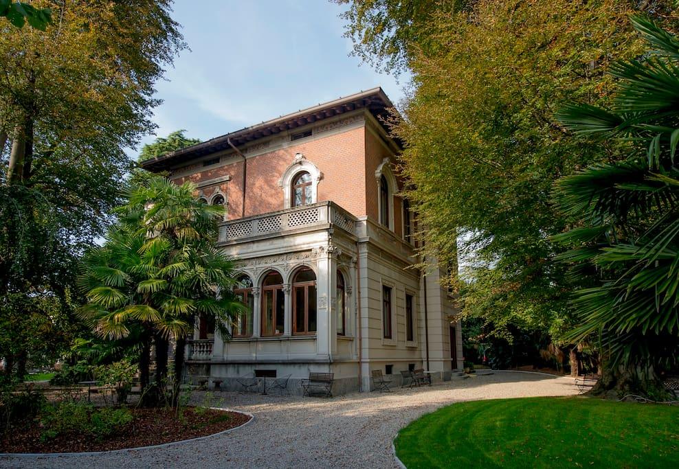 Villa Confalonieri Grande
