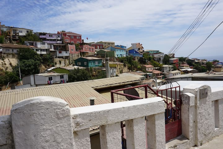 Casa completa - Entire House! - Valparaíso - Casa