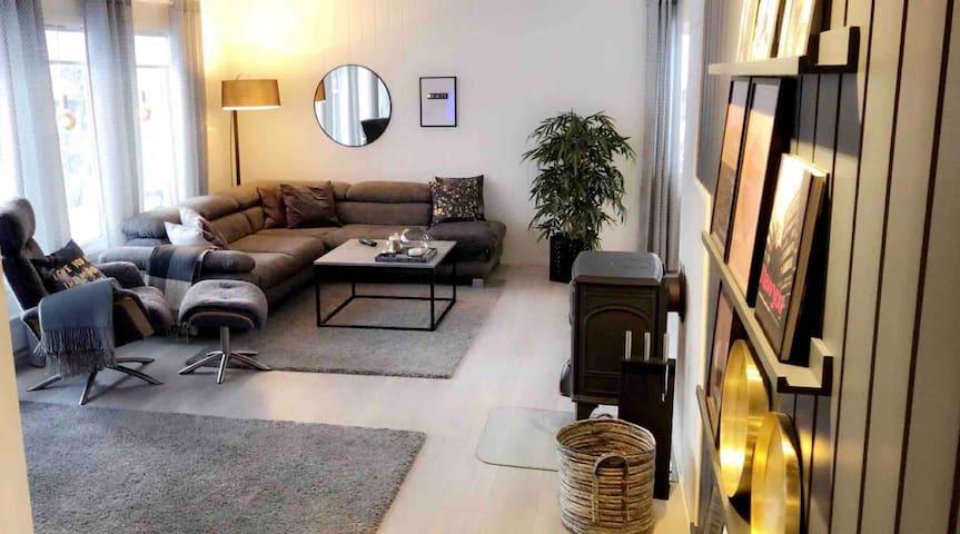 Cozy home close to everything