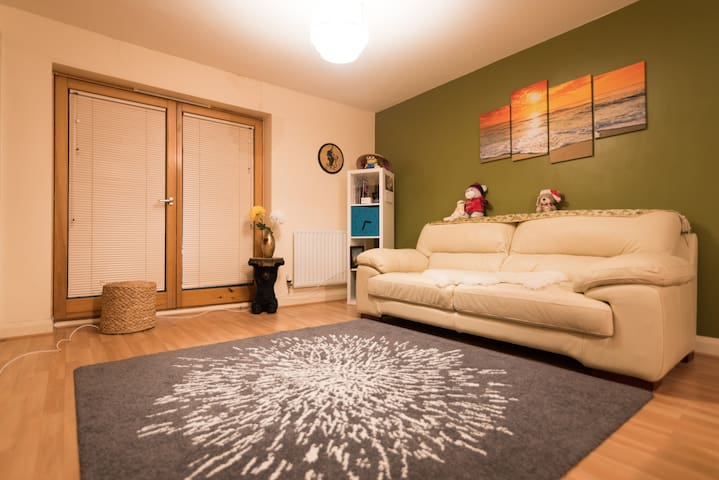 Modern Town Centre Church View Apartment - Loughborough - Apartamento