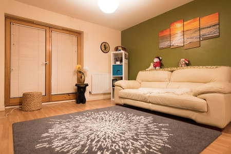 Modern Town Centre Church View Apartment - Loughborough - Huoneisto
