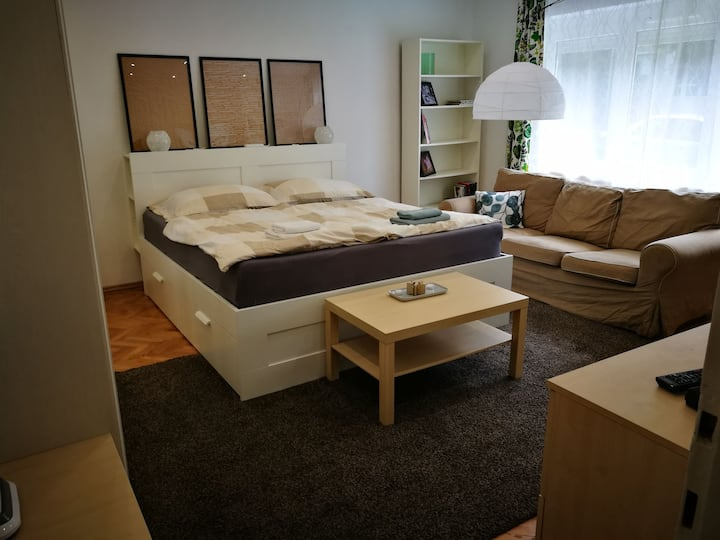 Oasis apartment in the heart of Veszprém