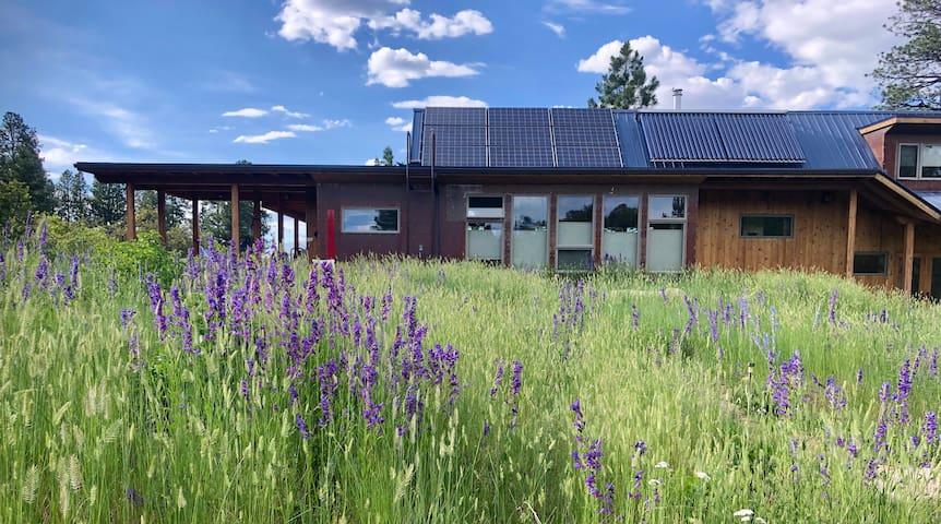 Restorative Cabin Retreat