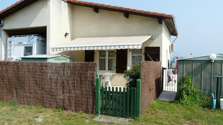 Studio begaar  vacances ou cure Préchacq-les-Bains