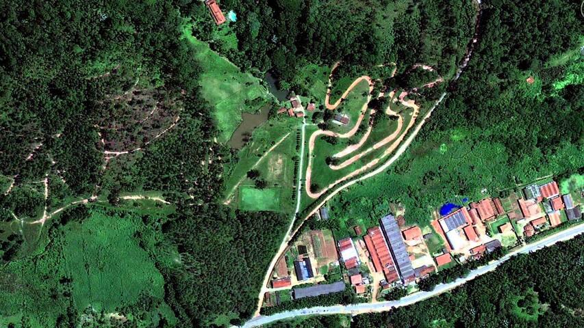 Casa a 500 metros da Fazenda ASW Off Road Park
