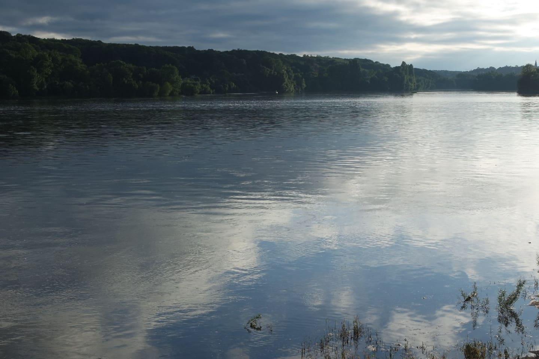 J'habite en bordure de la Loire