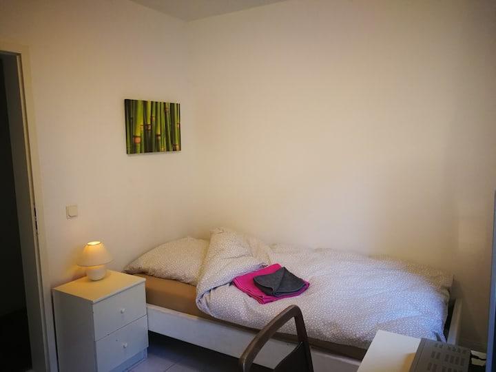 Single Room am Kletterwand Volksdorf