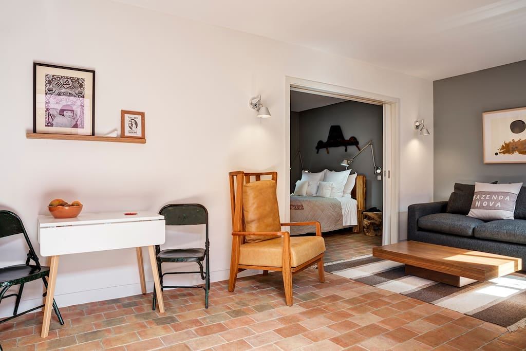 Garden Suite Apartment