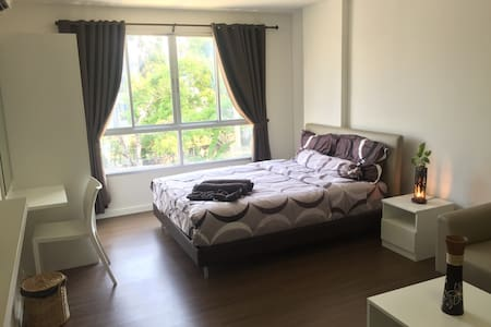 Comfortable near Doi Suthep, short ride to Nimman - Chiang Mai - Condominio
