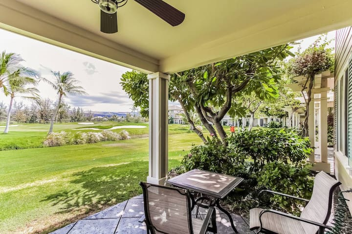 Fairway Villas D5 (1) at the Waikoloa Beach Resort