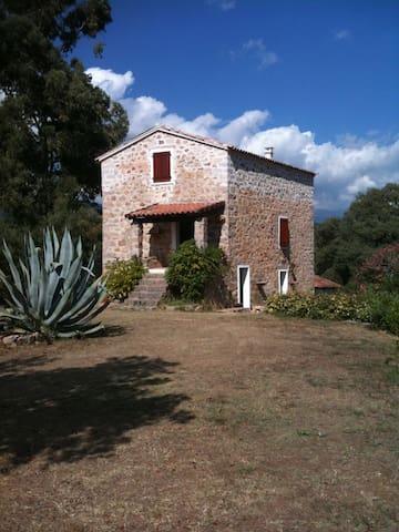 Maison en pierre de caractère - Carbuccia - Casa