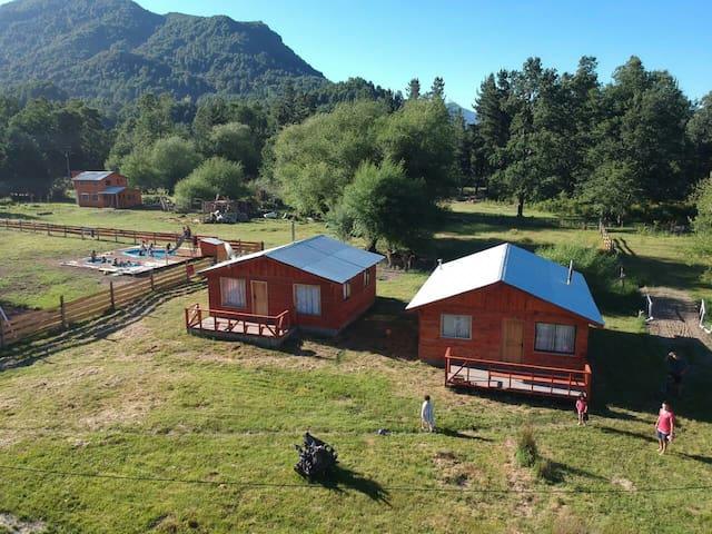 Cabañas y centro de eventos Ruka Ayüwün