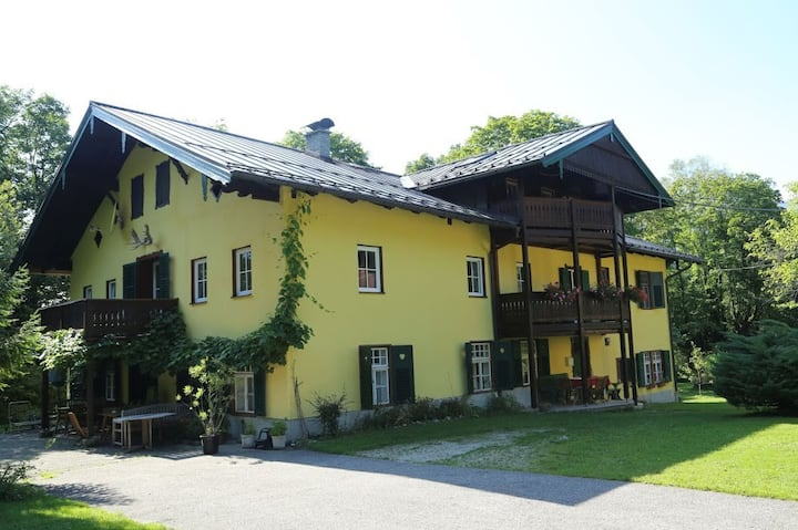 Haus Sonnenlehen - A domain for the sun